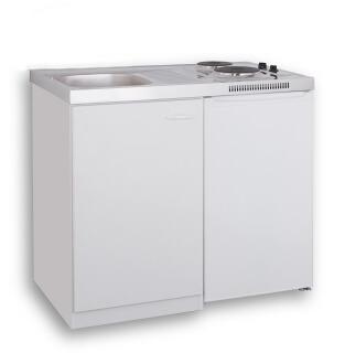 lI❶Il Pantryküche 100 cm mit Kühlschrank im Vergleich • NEU 2019 >