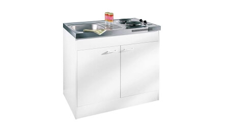 Respekta Pantry OK 100 - Miniküche ohne Kühlschrank