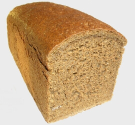 helless Roggenbrot selber backen