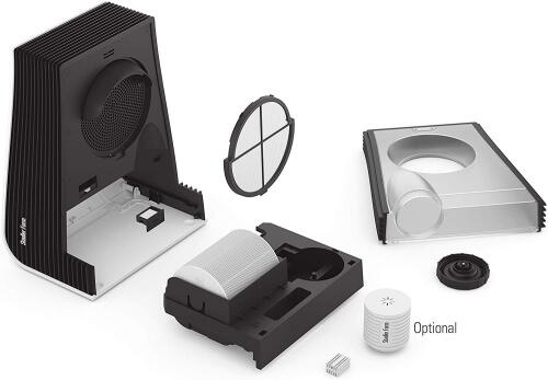 Luftwäscher mit Filtermatte