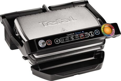 Tefal OptiGrill GC730D - Kontaktgrill 2000 Watt