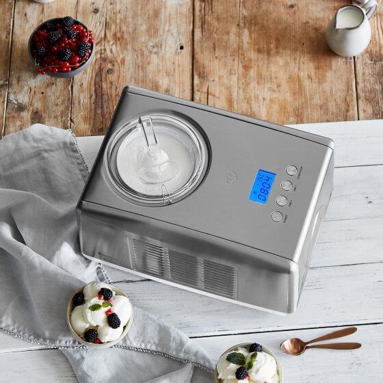 Frozen Joghurt Maschine - Springlane Kitchen Emma