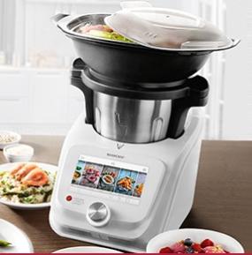 Wie bekommen Sie die neue Lidl Kchenmaschine Monsieur Cuisine Connect  haushaltstipps24de