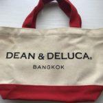 タイのエコバック DEAN & DELUKAが好き。
