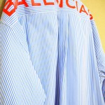 What I bought???  Balenciaga New Swing Shirts