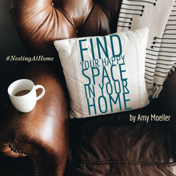 Find Your Happy Space in Your Home