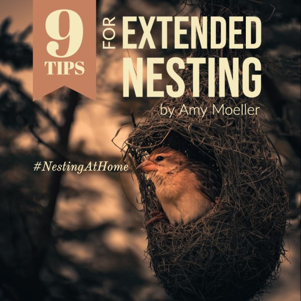 Nine Tips to Survive Extended Nesting in Your Home