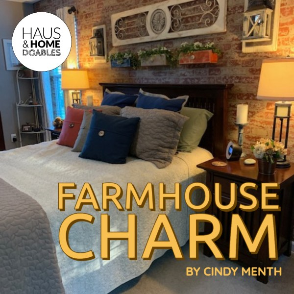 How to Add Farmhouse Charm to a Bedroom