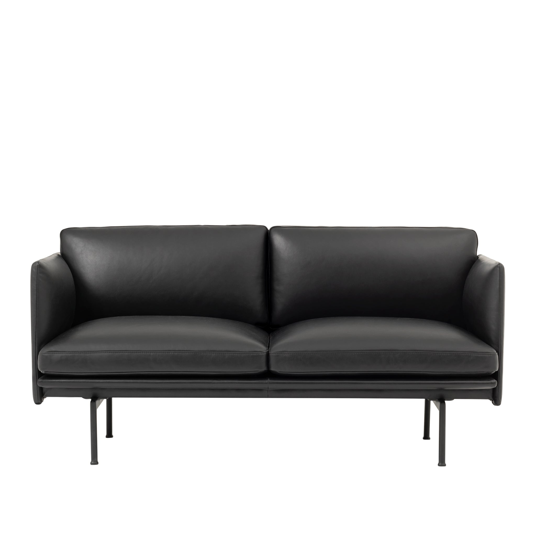 muuto sofa bed feather outline studio by  haus