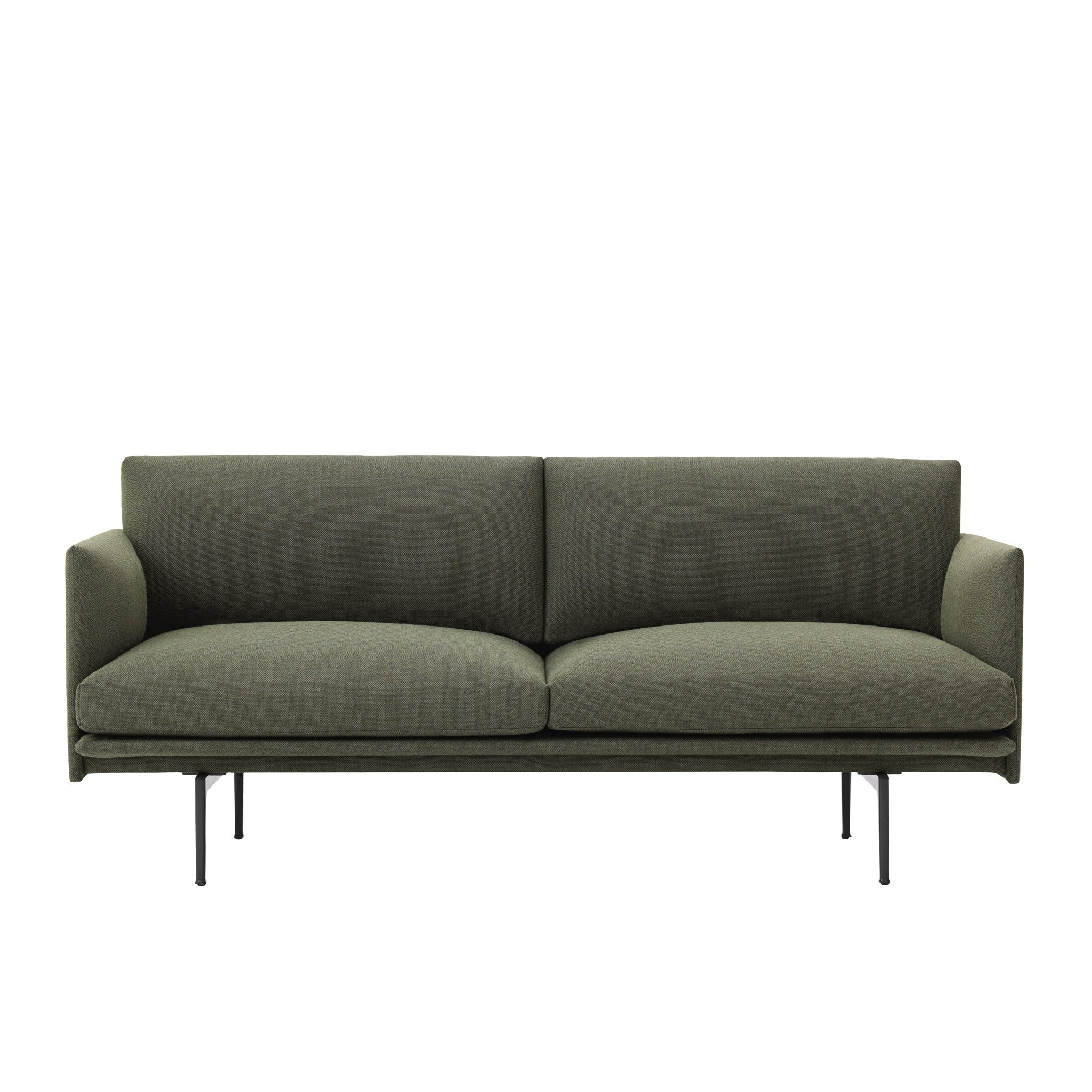 muuto sofa bed cushion repair houston outline by  haus