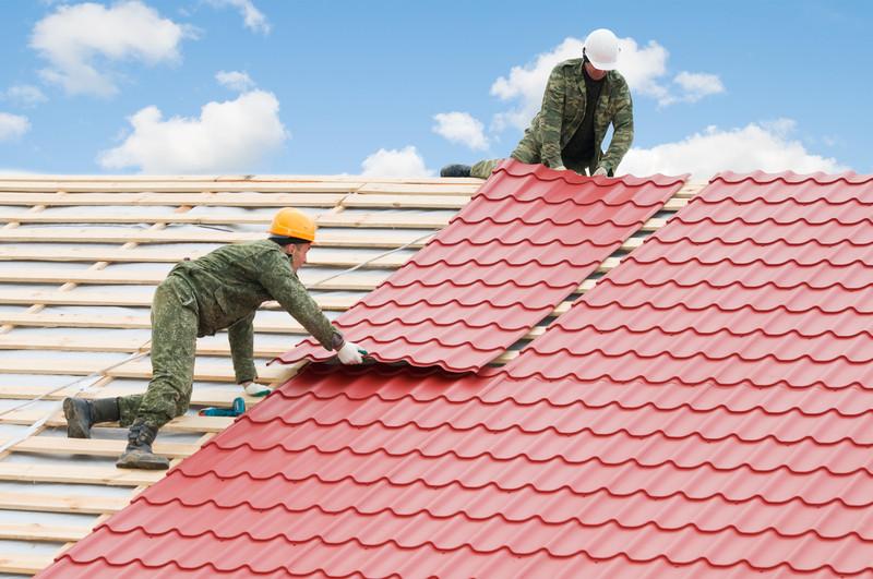 Gut gemocht Trapezblech Dach Isoliert Preise | Trapezblech Gonschior Ohg HD68