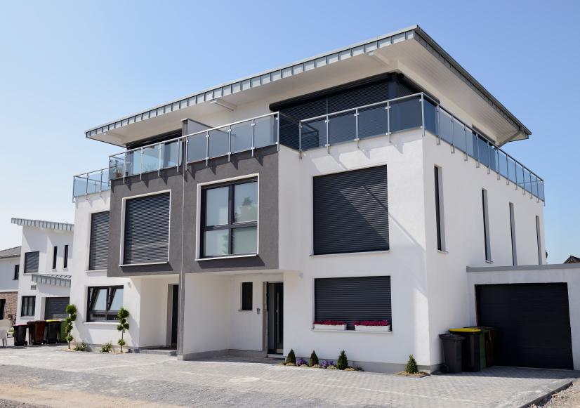 Doppelhaus Als Fertighaus » Preise & Beispielprojekt