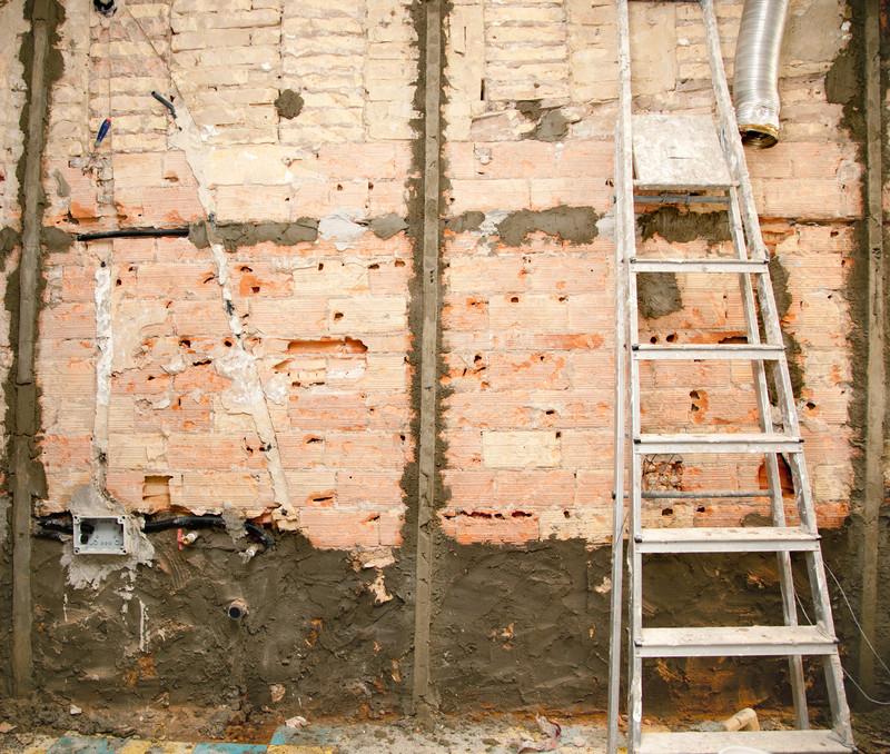 Bruchsteinmauer sanieren » Diese Arbeiten stehen an