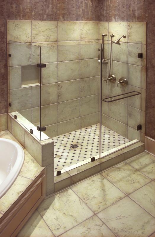 Dusche Ebenerdig Einbauen  Anleitung Zum Fachgerechten Einbau