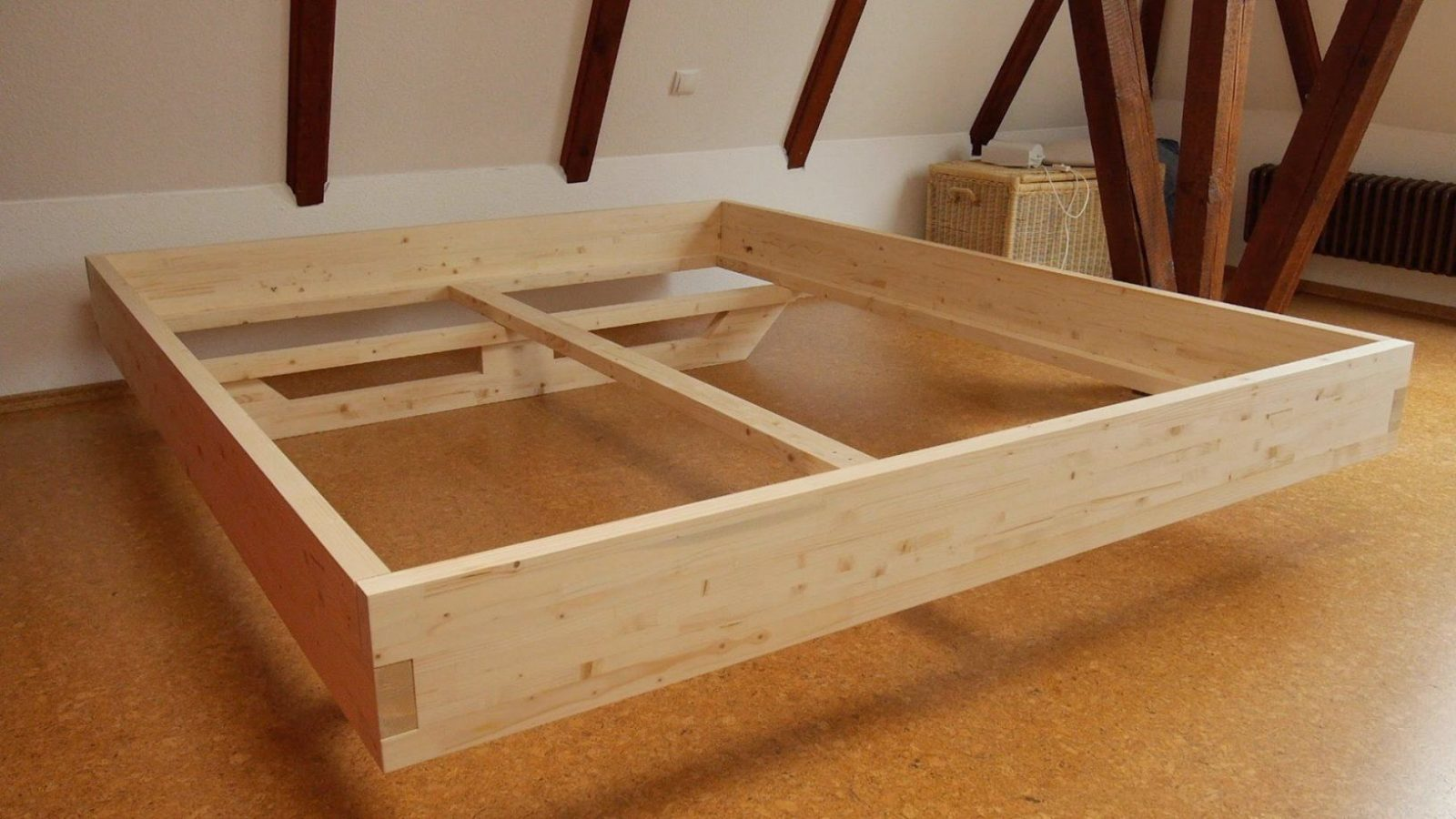 Pc Tisch Selber Bauen Pc Tisch Holz Freci Info Avec Pc Tisch