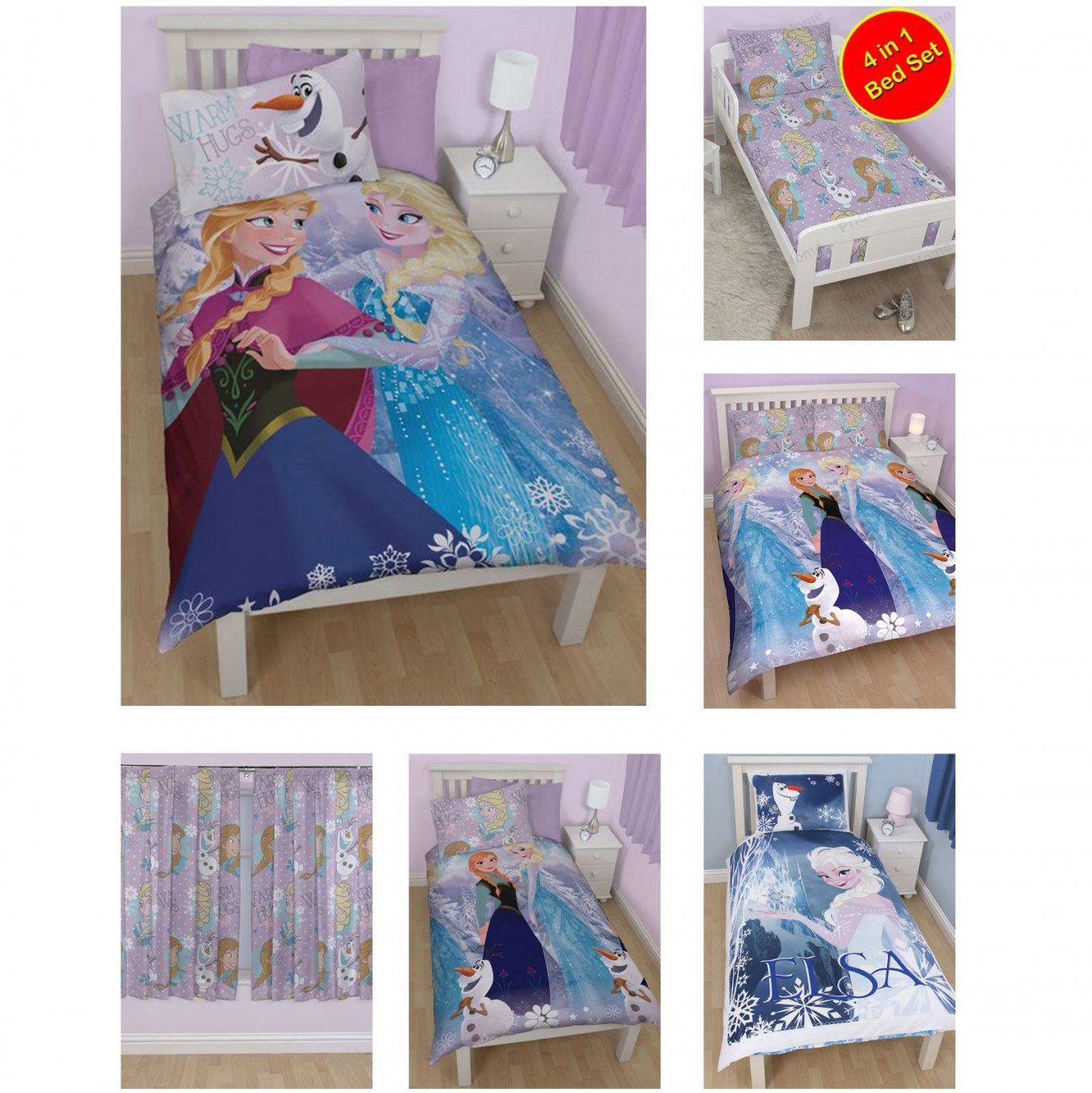 Bettwäsche Anna Und Elsa Elsa Bettwäsche Disney Die Eiskönigin