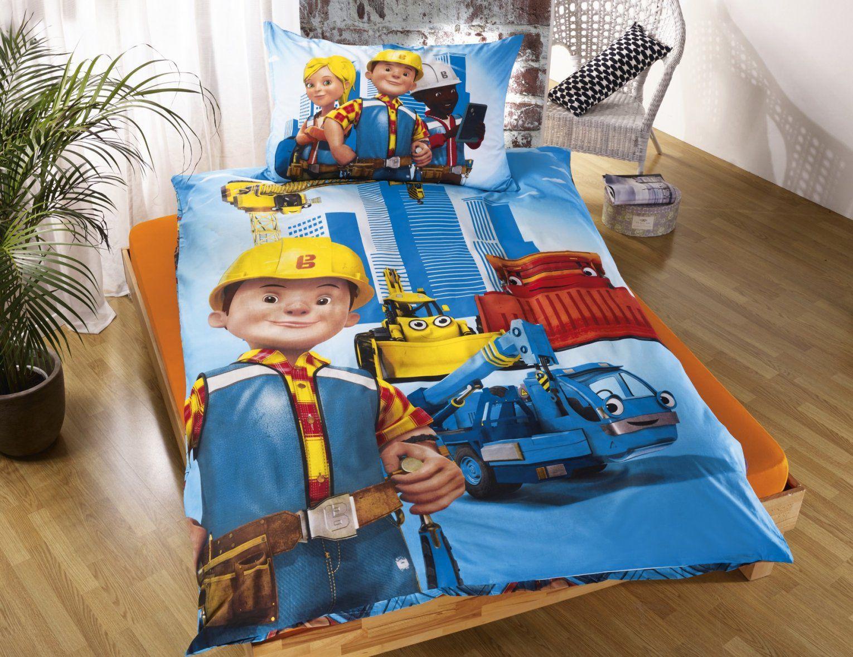 Bob Der Baumeister Bettwäsche 135x200 Dodenhof Schlafzimmer