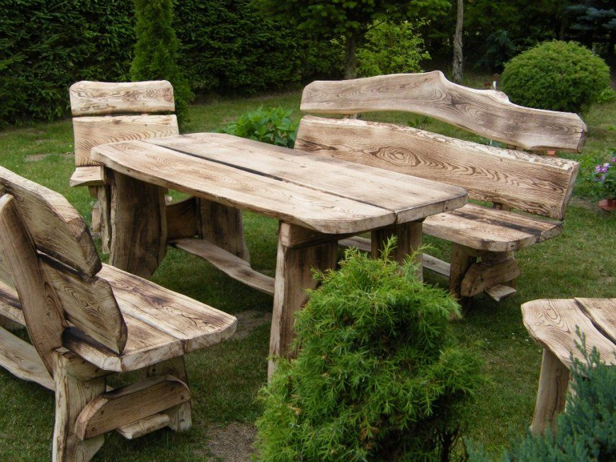 Gartenmbel Holz Massiv Polen  Haus Design Ideen