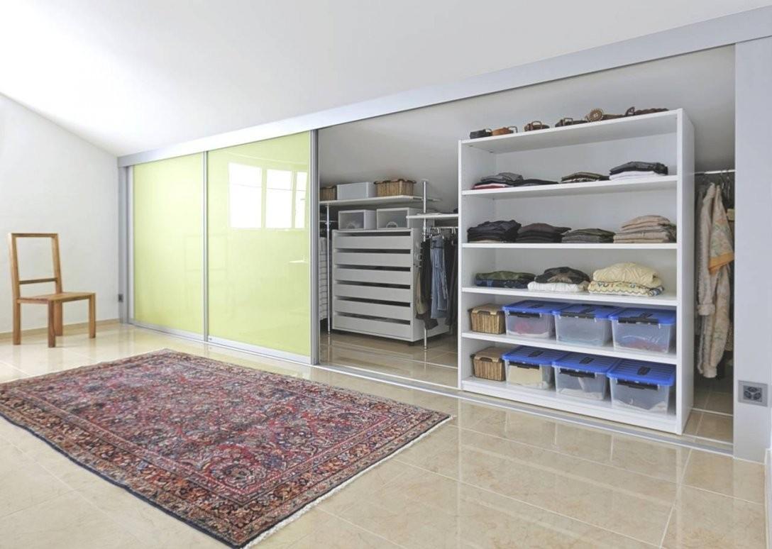 Ideen Begehbarer Kleiderschrank Selber Bauen Schiebetur Schrank
