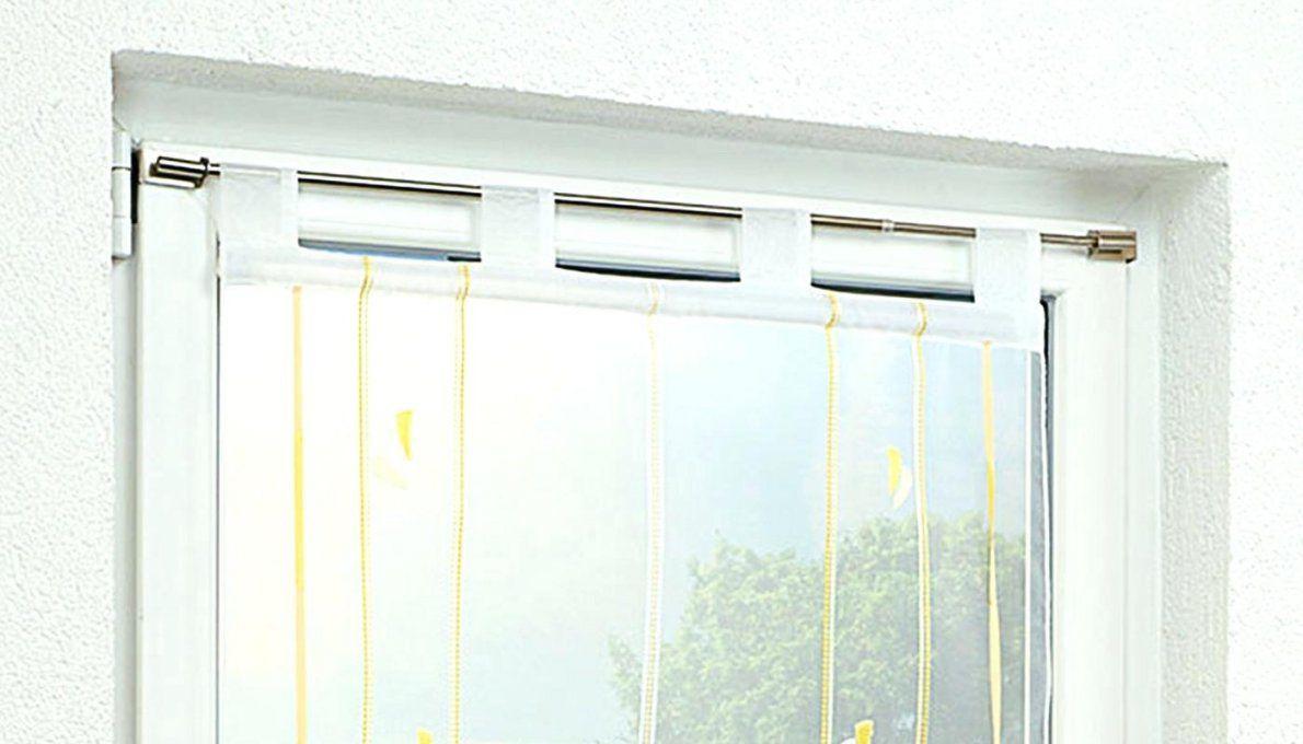 Raffrollo Schwarz Wei Gestreift  Haus Design Ideen