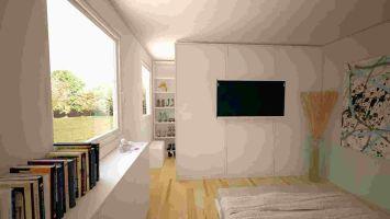 Schlafzimmer Kleiner Raum Schlafzimmer Gestalten Kleiner ...