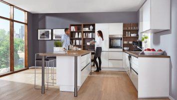 Startling Küchen Mit Kochinsel Und Esstisch Home Design ...