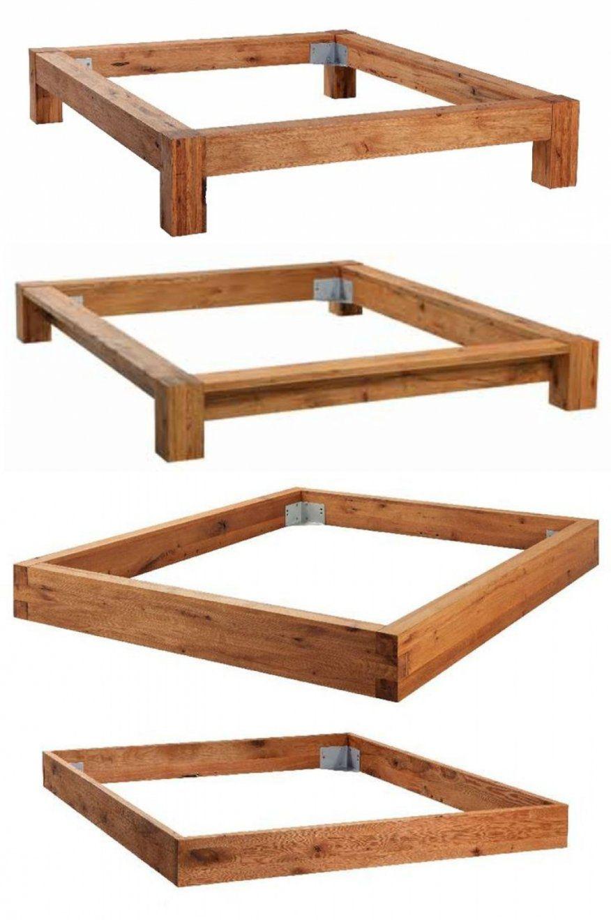 Bett Selber Bauen Holzbalken 30 Beispiele Fur Bilder Von Bett