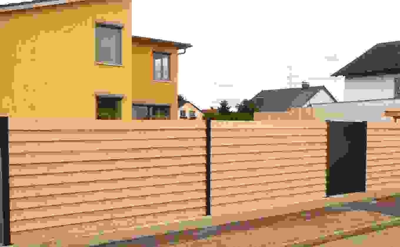 Gemeinsame Gartenzaun Selber Bauen Metall | Gartenzaun Kosten Gartenhaus @MR_34