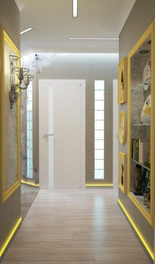 Farbgestaltung Flur Mit Treppe  Haus Design Ideen