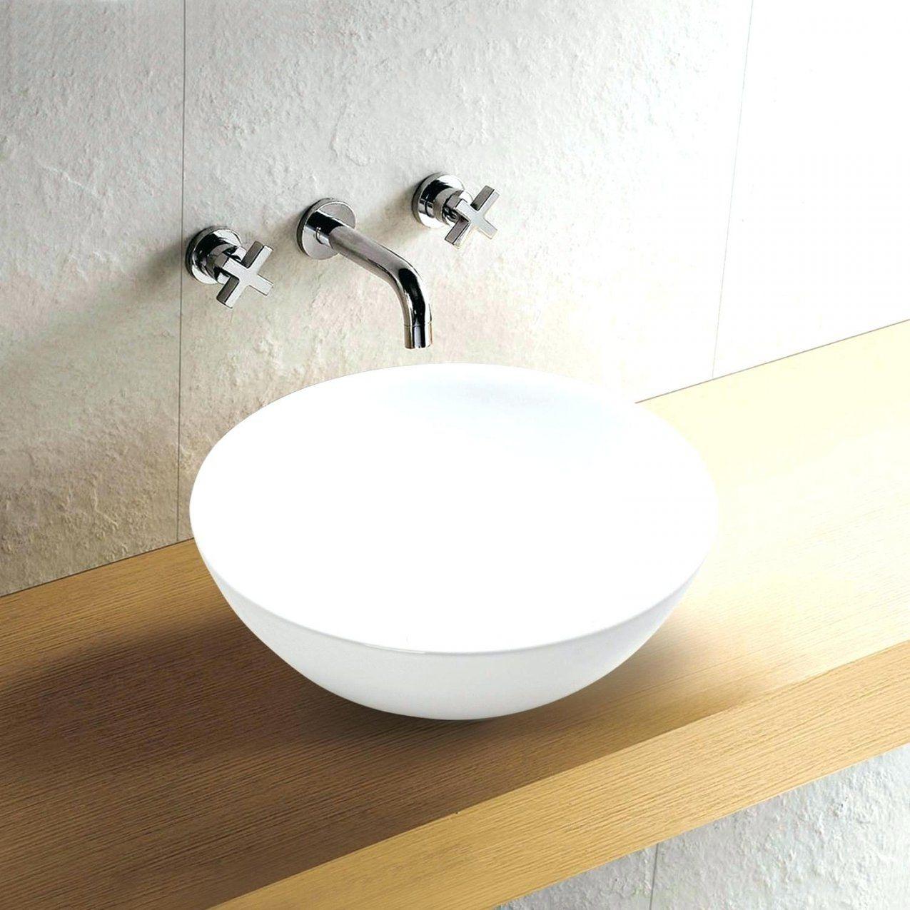Waschbecken Rund 30 Cm  Haus Design Ideen