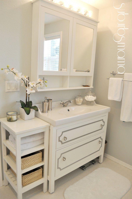 kleines badezimmer einrichten ikea. Black Bedroom Furniture Sets. Home Design Ideas