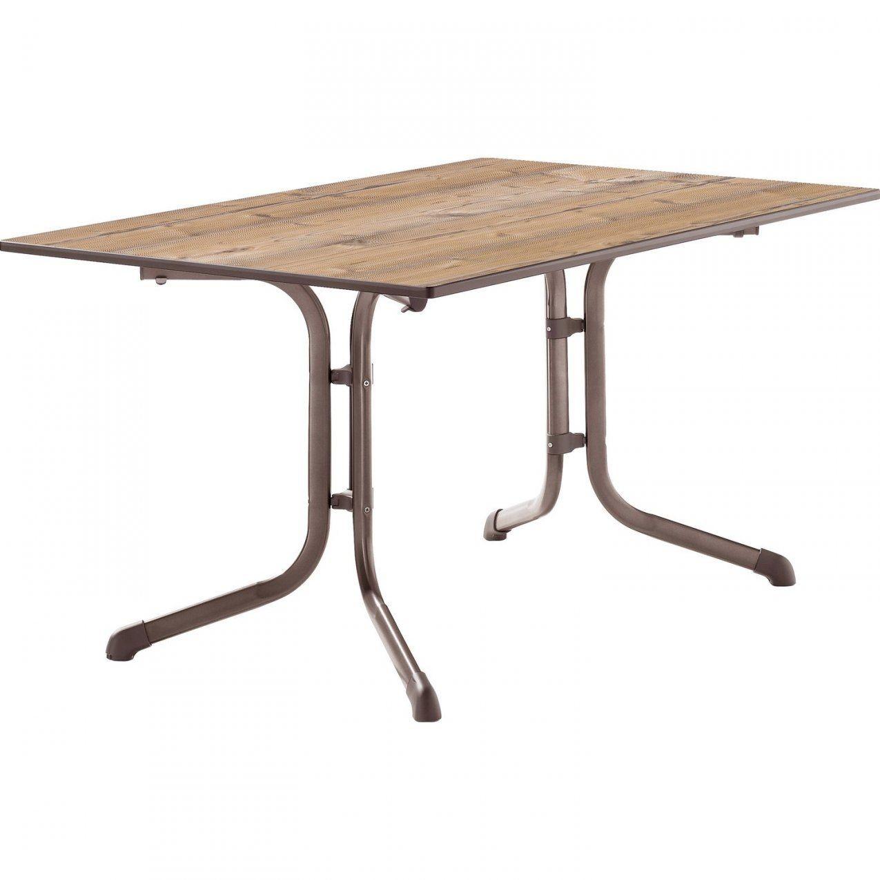 Gartentisch 100 X 80.Balkontisch 60 X 120 Interesting Deuba Alu Tisch Holzoptik