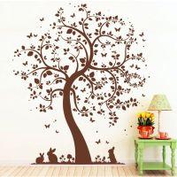 Vorlage Baum Für Wand   Haus Design Ideen