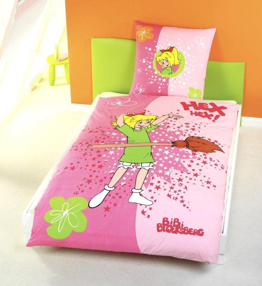 Bibi Und Tina Kinder Bettwäsche 135x200 Bettzeug Kinderbettwäsche