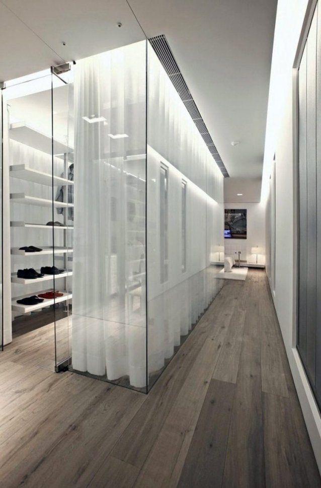 Begehbarer Kleiderschrank Mit Vorhang  Haus Design Ideen