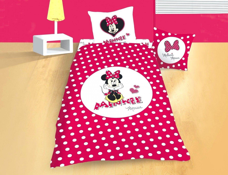 Minni Maus Bettwäsche 100x135 Baby Bettwäsche Garnitur Minnie Und