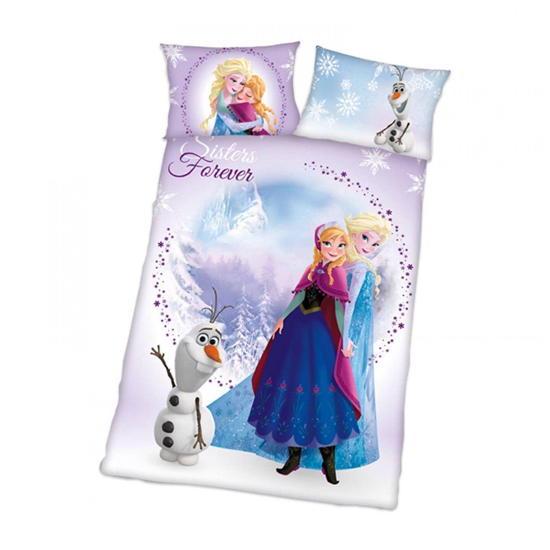 Anna Und Elsa Bettwäsche Biber Eiskönigin Biber Bettwäsche