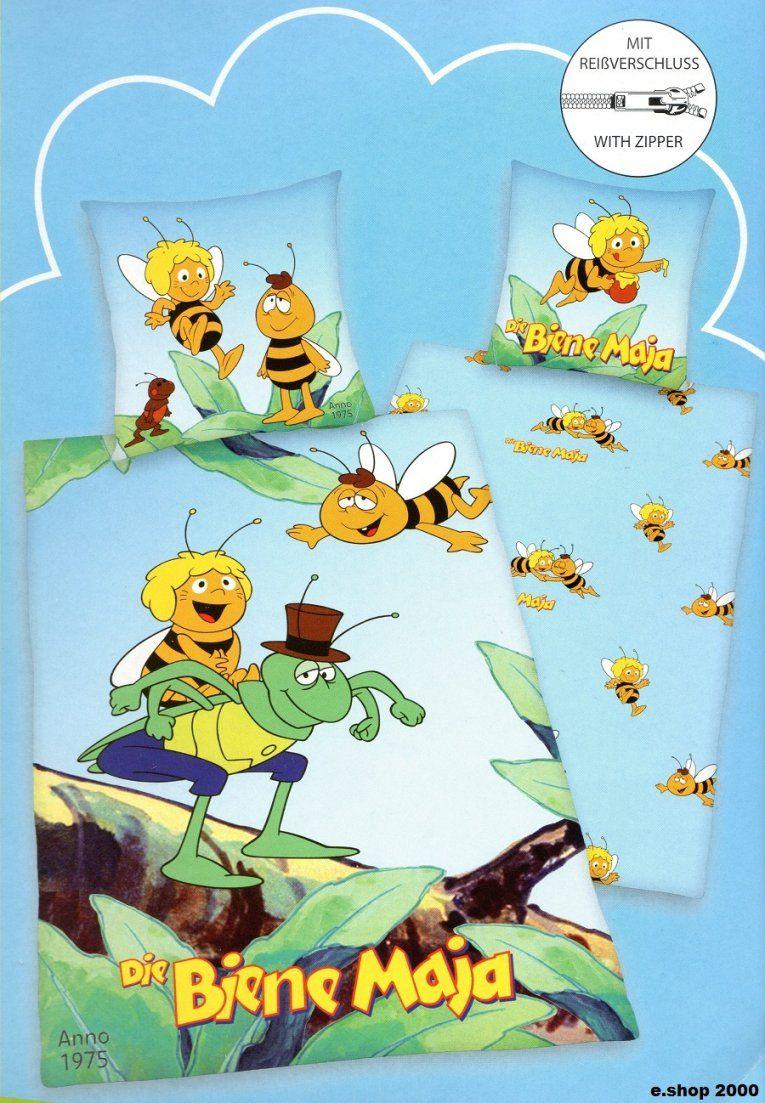 Bettwäsche Biene Maja Bettwäsche Totenköpfe Preisvergleich Die