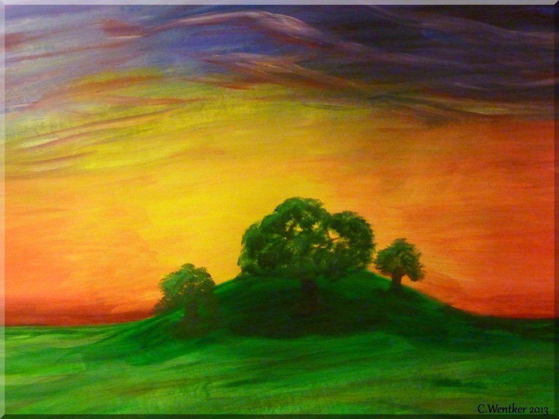 Bilder Malen Acryl Ideen Malen Abstrakt Acryl
