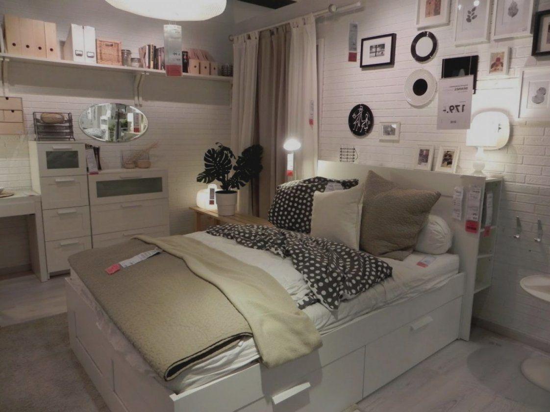 kleines schlafzimmer einrichten ikea | 23 erstaunlich von