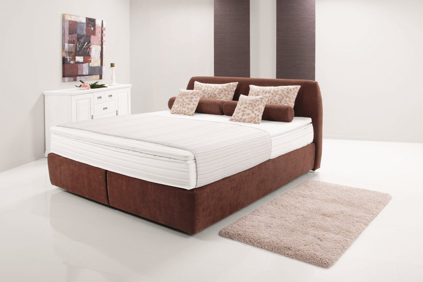 Boxspring Bettwäsche Boxspring Bett 160x220 Hasena Boxspring Bett Classic With