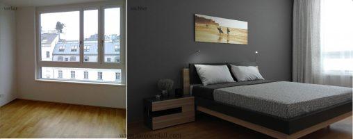 Cool Design Schlafzimmer Farblich Gestalten Home Design ...