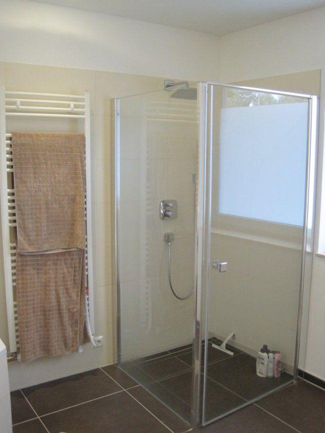 Dusche Vorm Fenster Lsung  Haus Design Ideen