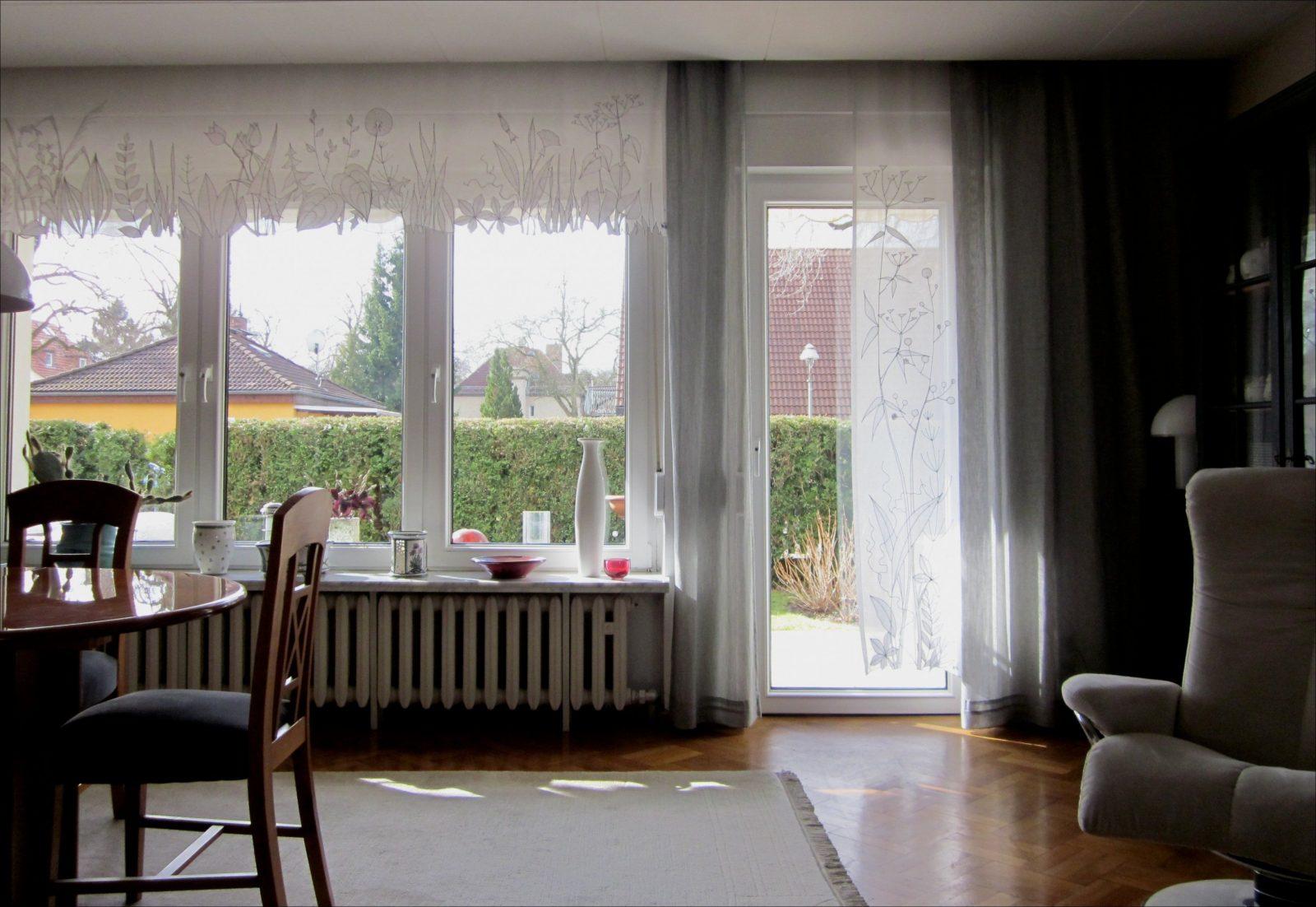 Vorhange Breite Fenster Luxurios Gardinen Fur Grosse Fenster Design
