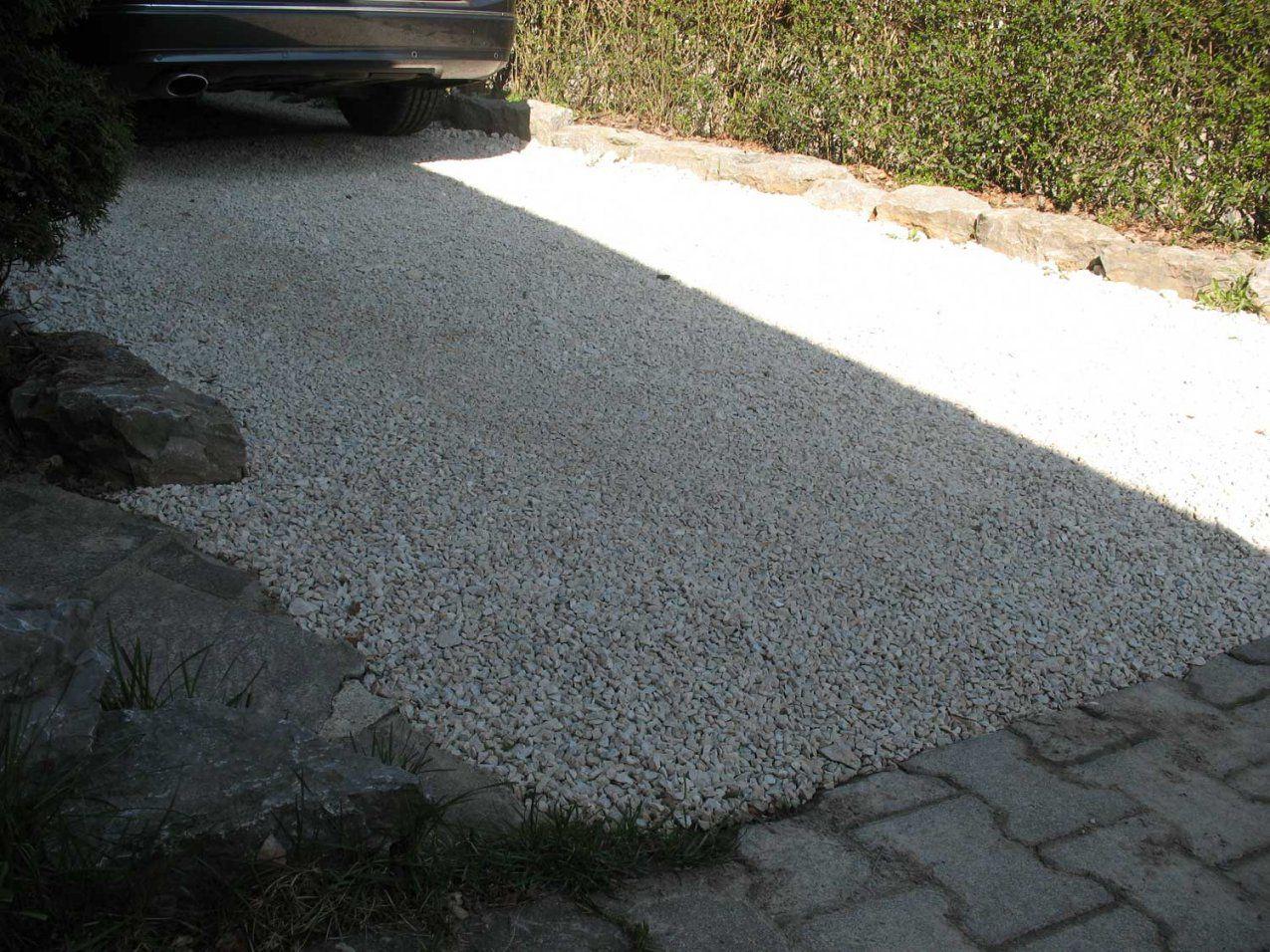 Favorit Garagenzufahrt Gestalten Mit Kies Oder Schotter   Garagenzufahrt QT35