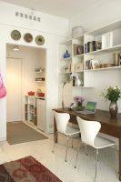 Erstaunliche Inspiration Kleines Wohnzimmer Mit Esstisch ...
