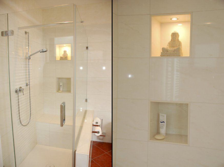 Neue Dusche Einbauen. Dusche Dusche. Dusche Mit Duschrinne. Fotos Vonu Und Ggf Kaldewei Kaldewei