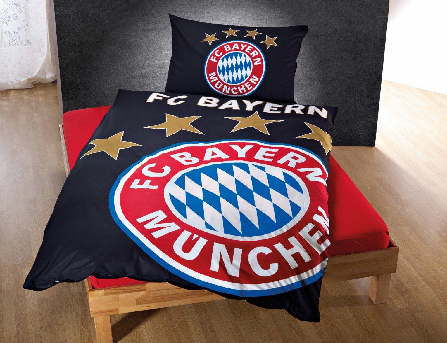 Fc Bayern Bettwäsche 155x220