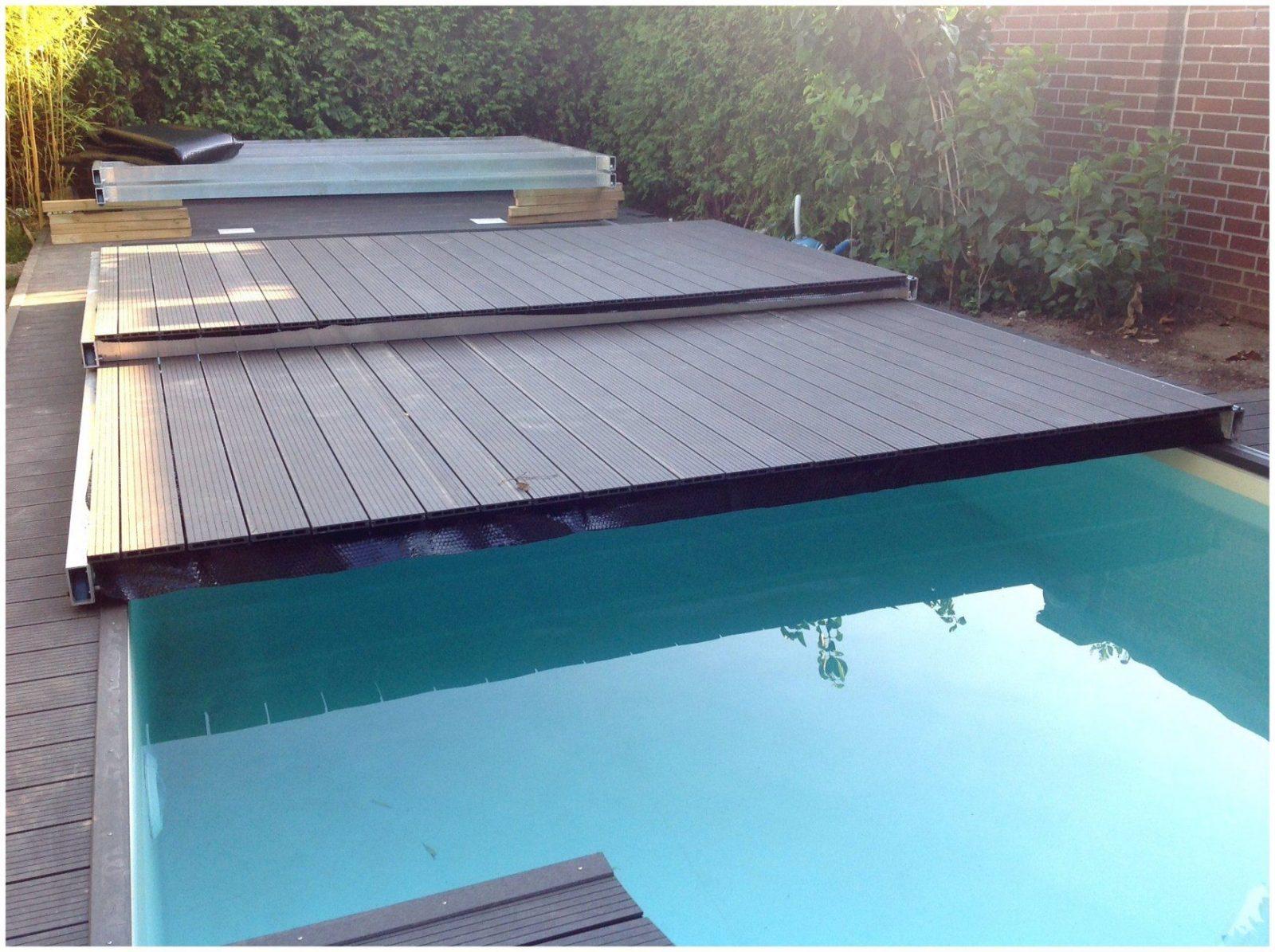 Pool Diy Paletten Pool Bauen Aus Europaletten