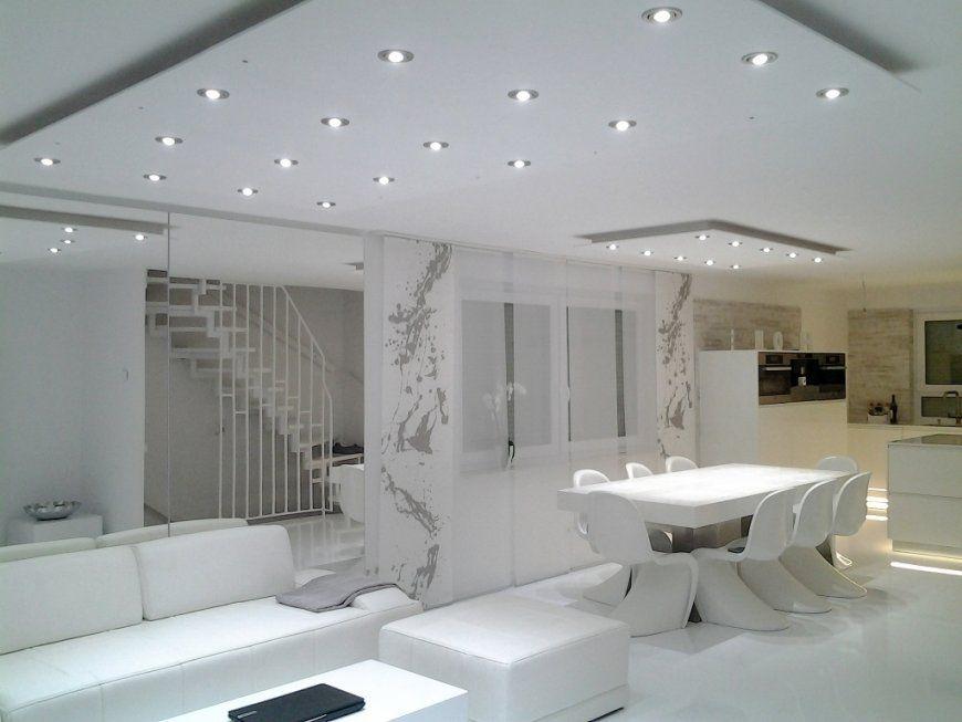 Wohnzimmer Decke Neu Gestalten  Haus Design Ideen